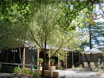 hahndorf garden pavilion for wedding receptions