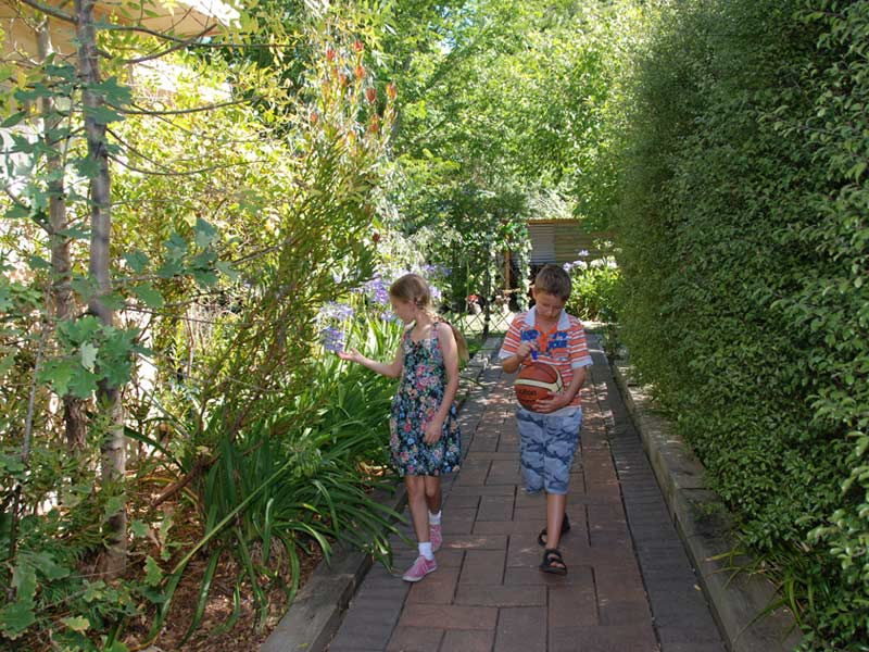 hahndorf holiday alley