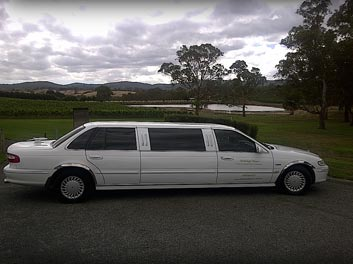 hahndorf wedding venue limousine tour